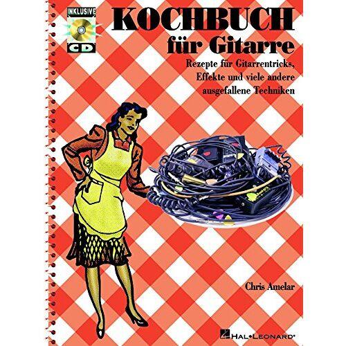 - Kochbuch Fuer Gitarre. Gitarre - Preis vom 24.02.2021 06:00:20 h