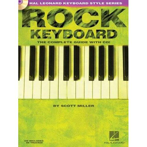 Various - Rock Keyboard Kbd Book/Cd (Hal Leonard Keyboard Style) - Preis vom 21.10.2020 04:49:09 h