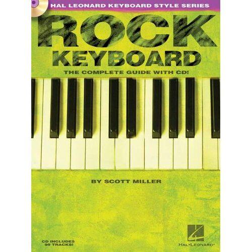 Various - Rock Keyboard Kbd Book/Cd (Hal Leonard Keyboard Style) - Preis vom 21.10.2020 04:49:09 h