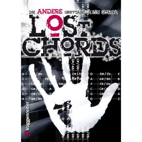 Norbert Opgenoorth - Lost Chords: Die andere Grifftabelle für Gitarre - Preis vom 11.05.2021 04:49:30 h