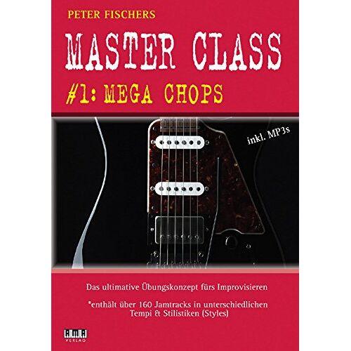 Fischer - Peter Fischers Master Class: #1: Mega Chops - Preis vom 11.05.2021 04:49:30 h