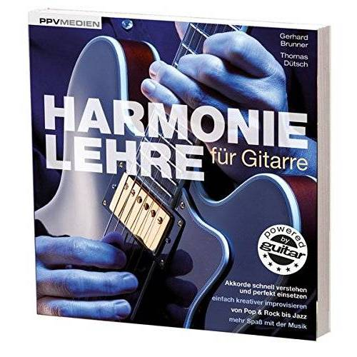 Gerhard Brünner - Harmonielehre für Gitarre - Preis vom 20.10.2020 04:55:35 h