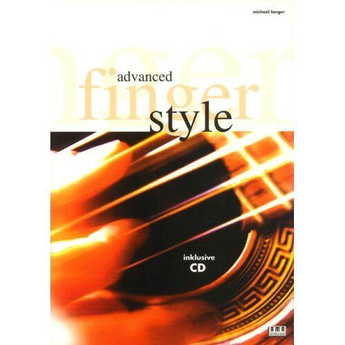 - Advanced Fingerstyle. Gitarre - Preis vom 25.01.2021 05:57:21 h