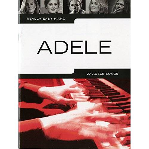 Adele - Really Easy Piano Adele Piano Book (Updated Edition) - Preis vom 21.10.2020 04:49:09 h