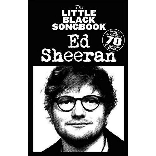 - The Little Black Songbook of Ed Sheeran (Book): Songbook für Klavier, Gesang, Gitarre - Preis vom 17.04.2021 04:51:59 h
