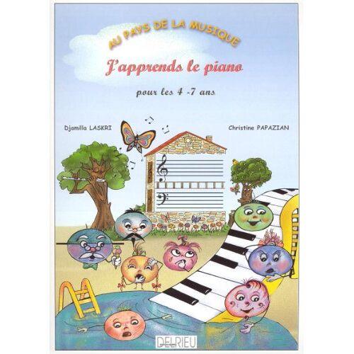 Laskri Papazian - J'apprends le piano - Preis vom 07.03.2021 06:00:26 h