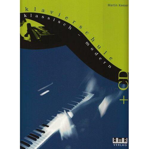- Klavierschule Klassisch - Modern. Klavier - Preis vom 21.01.2021 06:07:38 h
