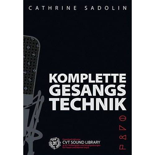Cathrine Sadolin - Komplette Gesangstechnik - Preis vom 25.02.2020 06:03:23 h