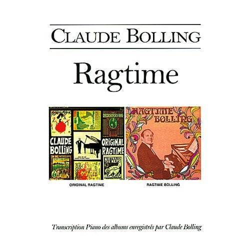 Bolling, Claude (Art - Claude Bolling: Ragtime Piano - Preis vom 20.10.2020 04:55:35 h