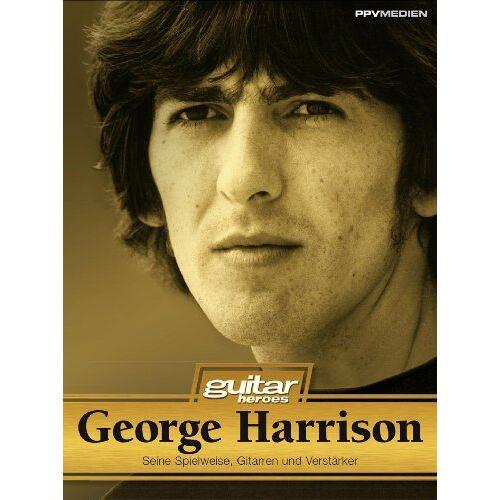 Lars Thieleke - George Harrison. Seine Spielweise, Gitarren und Verstärker. Guitar Heroes: Seine Spielweise, Gitarren, Verstärker und Geschichte - Preis vom 20.10.2020 04:55:35 h