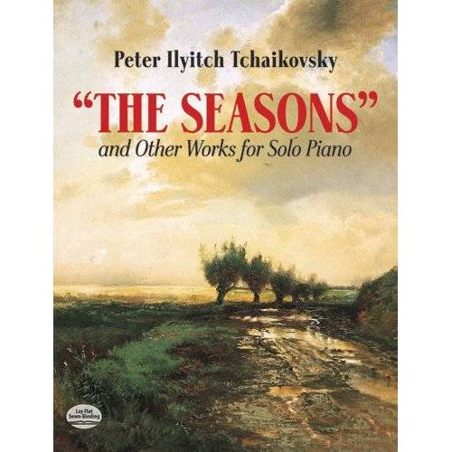- Seasons And Other Works For Piano: Noten für Klavier (Dover Music for Piano) - Preis vom 26.02.2021 06:01:53 h