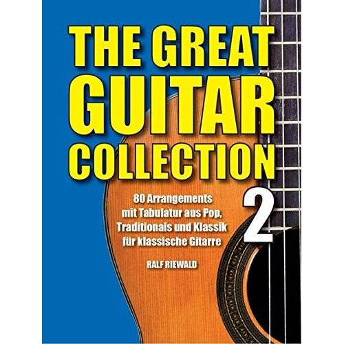 Ralf Riewald - The Great Guitar Collection 2 - Preis vom 25.02.2021 06:08:03 h