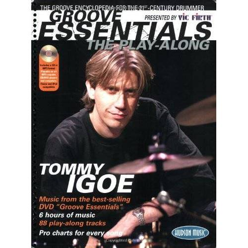 Tommy Igoe - Groove Essentials - the Play Along. Schlagzeug - Preis vom 19.10.2020 04:51:53 h