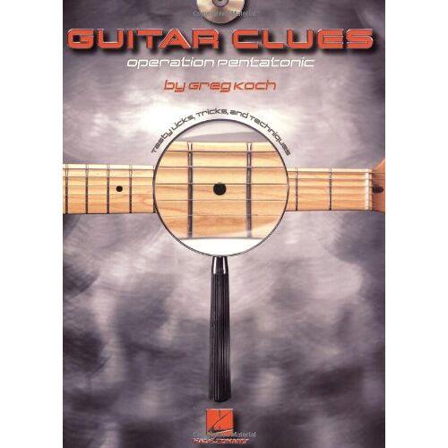 - Guitar Clues Operation Pentatonic. Gitarre, Tabulatur - Preis vom 13.01.2021 05:57:33 h