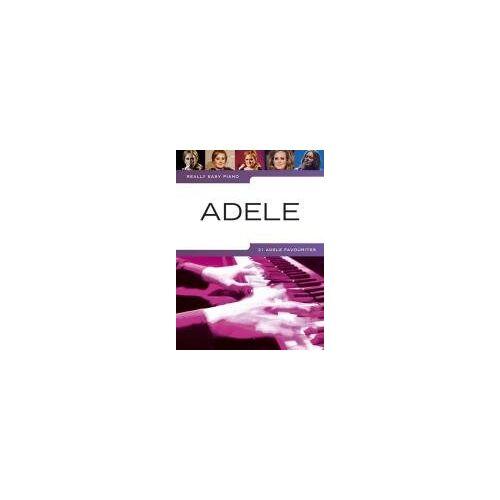 Various - Really Easy Piano Adele Piano Book - Preis vom 11.05.2021 04:49:30 h