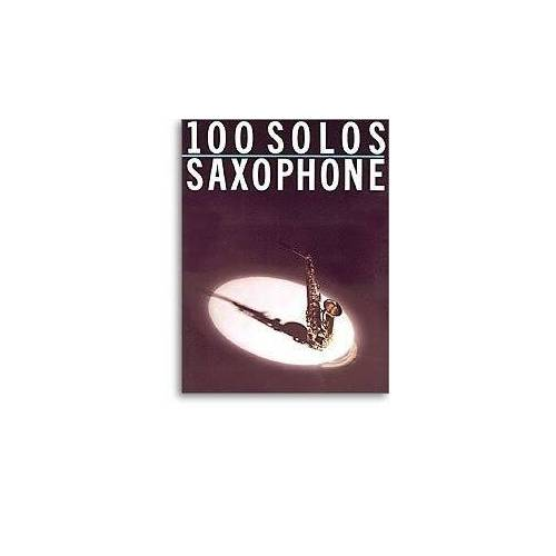 Wise Publications - 100 Solos for Saxophon. Saxophon - Preis vom 22.01.2021 05:57:24 h