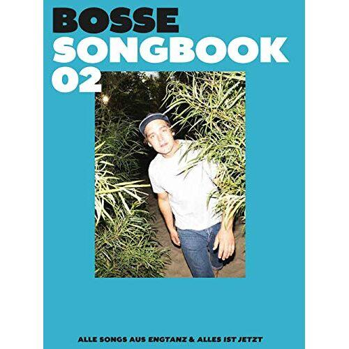 Axel Bosse - Bosse Songbook 02: Songbook Klavier/Gesang/Gitarre - Preis vom 17.04.2021 04:51:59 h