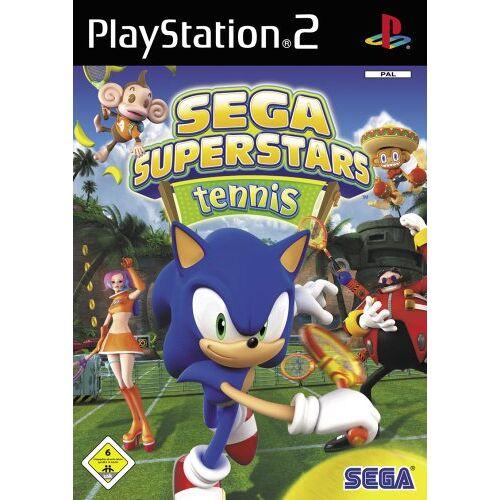 Sega - Sega Superstars Tennis - Preis vom 12.02.2020 05:58:47 h