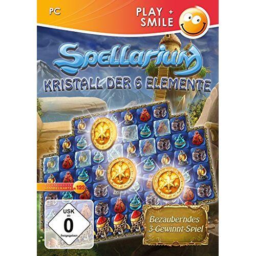 Astragon - Spellarium: Kristall der 6 Elemente - Preis vom 12.05.2021 04:50:50 h