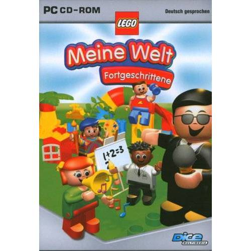 Lego - Lego Meine Welt - Fortgeschrittene - Preis vom 12.08.2019 05:56:53 h