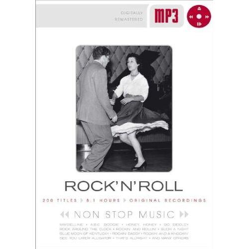 Various - Rock'N'Roll-Mp 3 - Preis vom 12.04.2021 04:50:28 h