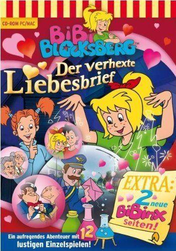 Kiddinx - Bibi Blocksberg: Der verhexte Liebesbrief - Preis vom 22.10.2021 04:53:19 h