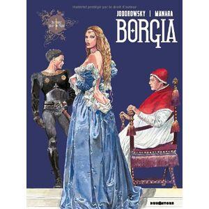 Jodorowsky, Alexandro; Manara, Milo - Borgia, Tome 1 : Du Sang pour le Pape - Preis vom 23.09.2020 04:48:30 h