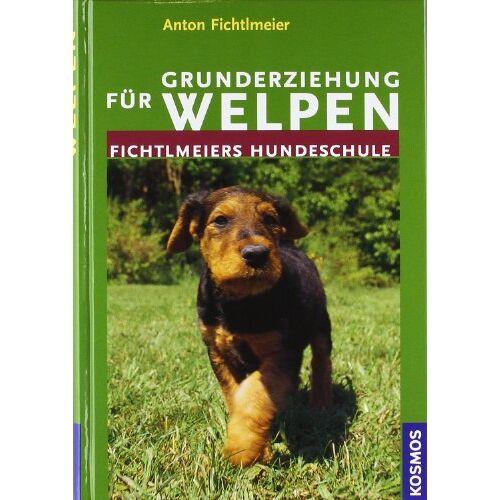 Anton Fichtlmeier - Grunderziehung für Welpen: Fichtlmeiers Hundeschule - Preis vom 19.01.2021 06:03:31 h