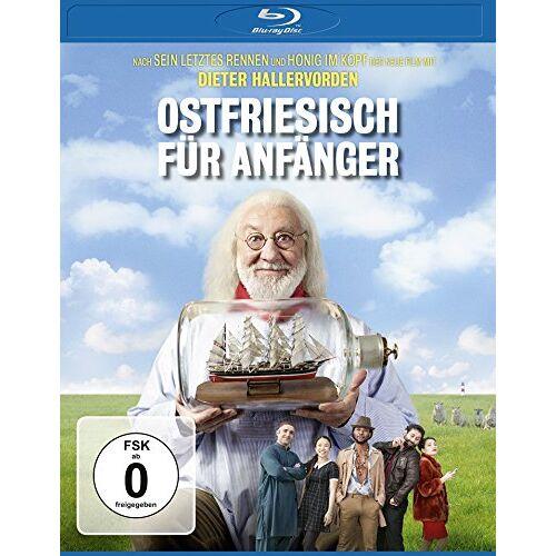 Gregory Kirchhoff - Ostfriesisch für Anfänger [Blu-ray] - Preis vom 21.06.2021 04:48:19 h