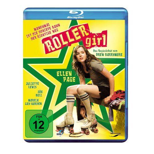 Drew Barrymore - Roller Girl [Blu-ray] - Preis vom 17.05.2021 04:44:08 h