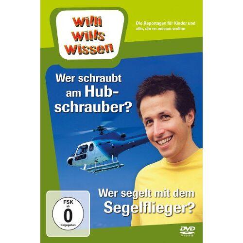 Ralph Wege - Willi will's wissen - Wer schraubt am Hubschrauber? / Wer segelt mit dem Segelflieger - Preis vom 19.06.2021 04:48:54 h