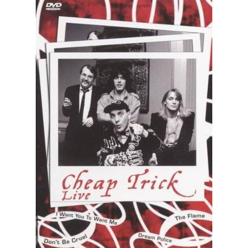 Cheap Trick - Cheap Trick Live - Preis vom 19.06.2021 04:48:54 h