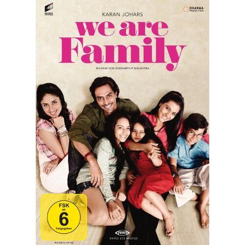 Sidharth Malhotra - We Are Family - Preis vom 17.06.2021 04:48:08 h