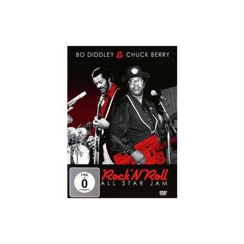 Bo Diddley - Bo Diddley & Chuck Berry - Rock 'N' Roll All Star Jam - Preis vom 21.06.2021 04:48:19 h