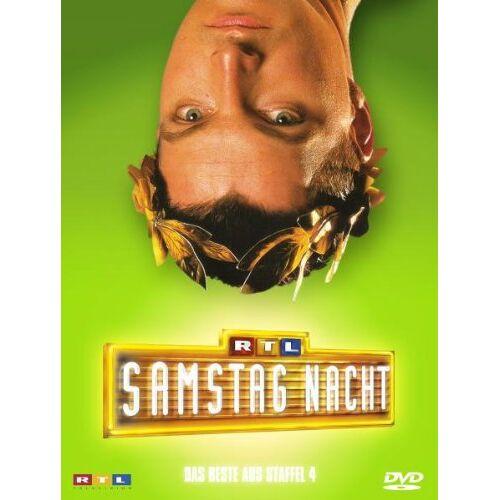 Wigald Boning - RTL Samstag Nacht - Das Beste aus Staffel 4 [6 DVDs] - Preis vom 20.06.2021 04:47:58 h