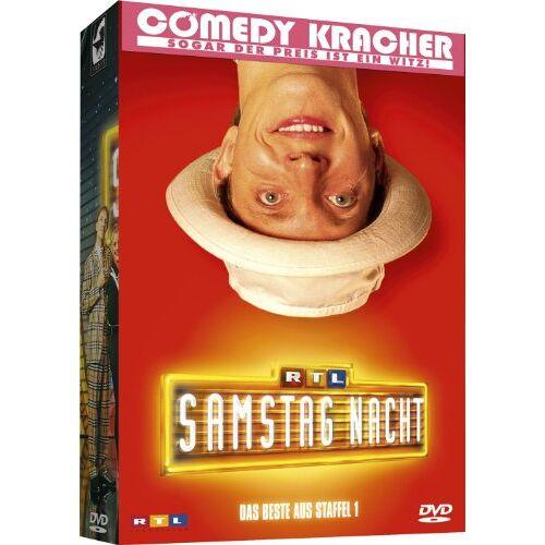 Wigald Boning - RTL Samstag Nacht - Das Beste aus Staffel 1 (5 DVDs) - Preis vom 20.06.2021 04:47:58 h