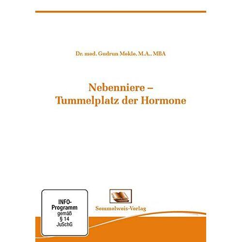 - Nebenniere - Tummelplatz der Hormone, DVD - Preis vom 09.06.2021 04:47:15 h