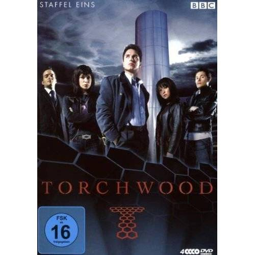 Brian Kelly - Torchwood - Staffel Eins [4 DVDs] - Preis vom 15.06.2021 04:47:52 h