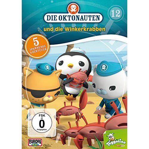 Monica Kruse - Die Oktonauten 12 - ...und die Winkerkrabben - Preis vom 18.06.2021 04:47:54 h