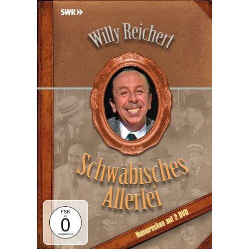 Willy Reichert - Schwäbisches Allerlei [2 DVDs] - Preis vom 21.06.2021 04:48:19 h