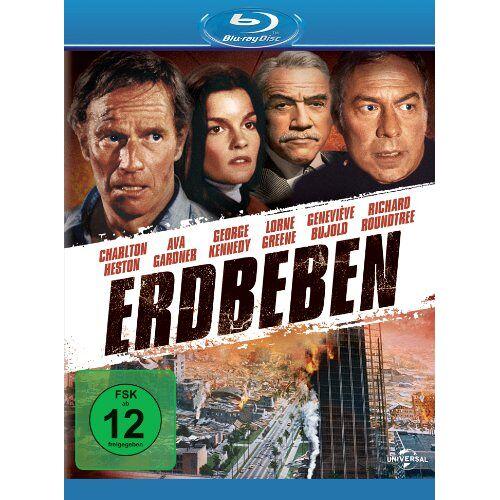 Mark Robson - Erdbeben [Blu-ray] - Preis vom 15.06.2021 04:47:52 h