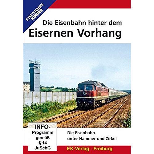 - Die Eisenbahn hinter dem Eisernen Vorhang - Preis vom 12.06.2021 04:48:00 h