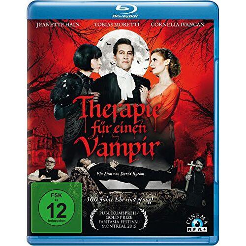 David Ruehm - Therapie für einen Vampir [Blu-ray] - Preis vom 30.07.2021 04:46:10 h