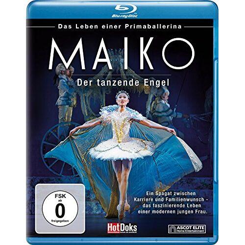 Åse Svenheim Drivenes - Maiko - Der tanzende Engel [Blu-ray] - Preis vom 16.05.2021 04:43:40 h