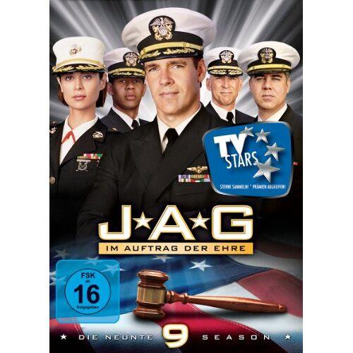 Joe Napolitano - JAG: Im Auftrag der Ehre - Die neunte Season [5 DVDs] - Preis vom 23.09.2021 04:56:55 h