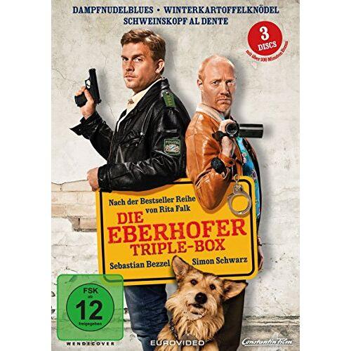 Ed Herzog - Die Eberhofer Triple-Box [3 DVDs] - Preis vom 15.06.2021 04:47:52 h