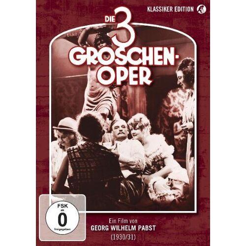 - Die 3-Groschen-Oper (Einzel-DVD) - Preis vom 19.06.2021 04:48:54 h