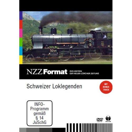 - Schweizer Loklegenden - NZZ Format - Preis vom 13.06.2021 04:45:58 h