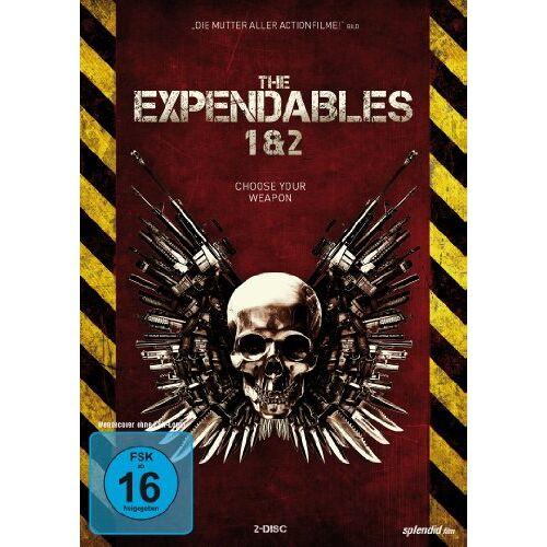 Simon West - The Expendables 1 & 2 [2 DVDs] - Preis vom 23.09.2021 04:56:55 h