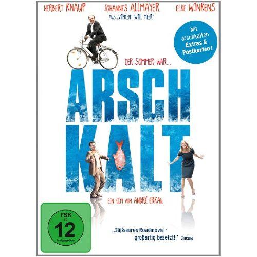Andre Erkau - Arschkalt - Preis vom 17.06.2021 04:48:08 h